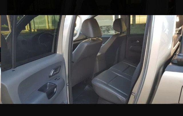 VW  Amarok 2.0  4X4 - Foto 10