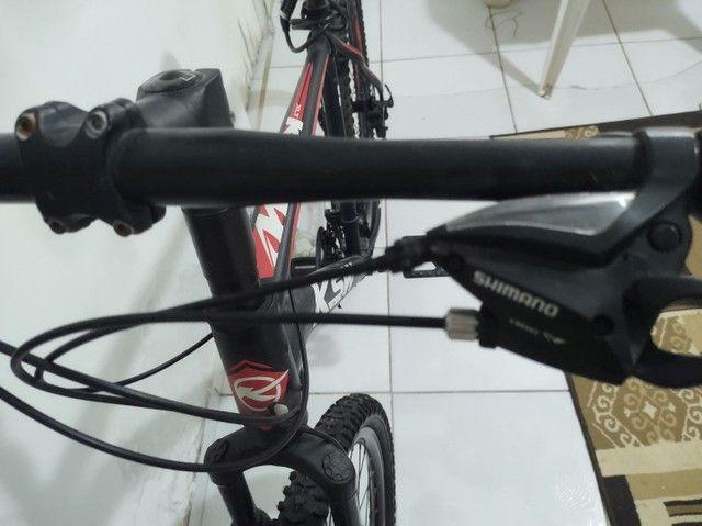 "Bike ksw aro 21 quadro 21"" top - Foto 2"