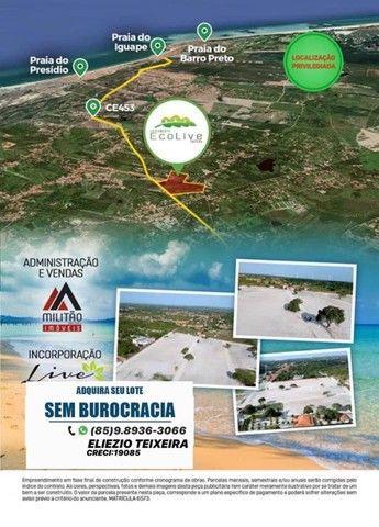 Loteamento Eco Live Aquiraz , venha morar perto da praia !! - Foto 2