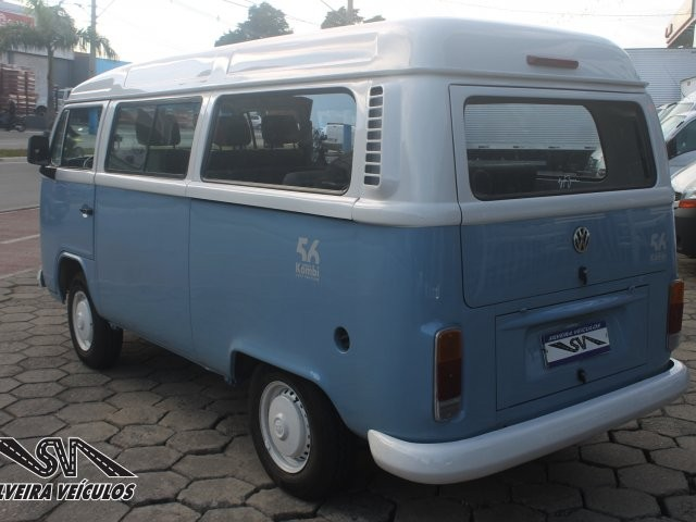 Volkswagen kombi 2011 1.4 mi std 8v flex 3p manual - Foto 4