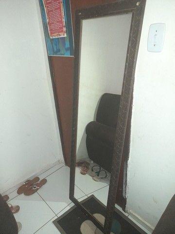 Vendo Espelho seminovo 150 reais.  - Foto 2
