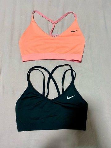 Top Nike - Tamanho P