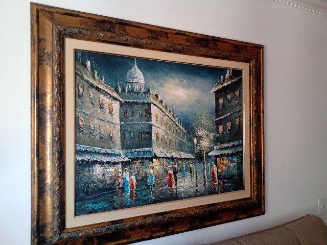 Pinturas em tela - Foto 5