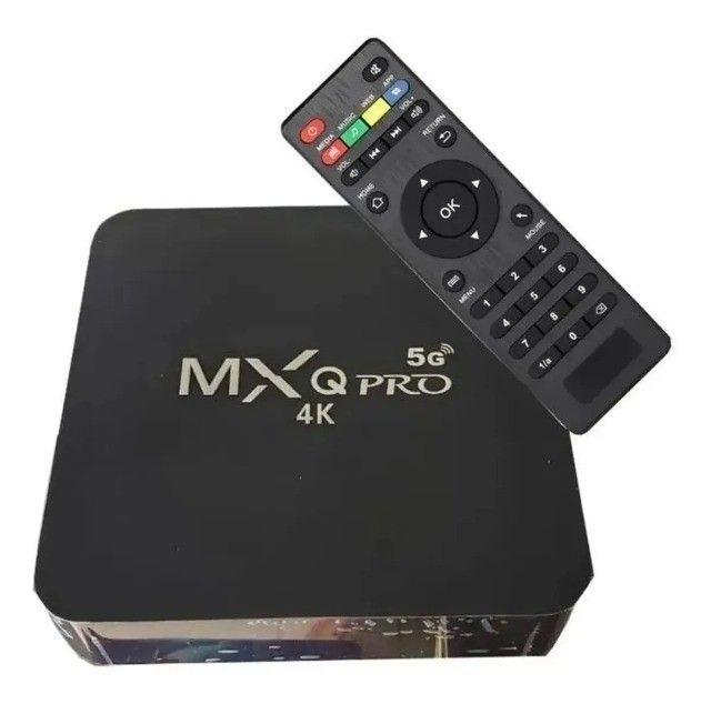 Tv Box Mx Pro 4k 5g 128gb Interno 8gb Ram Melhor Tv Box 2021