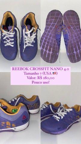 Tênis Reebok para Crossfit - Foto 6
