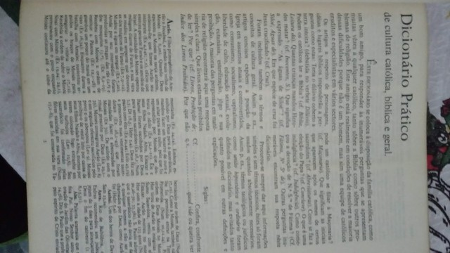 Bíblia Sagrada Barsa para a Familia Católica ed. 1968 - Foto 6