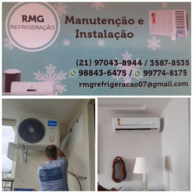 Instalação e Manutenção de ar condicionado Split e  ar condicionado de janela.  - Foto 5