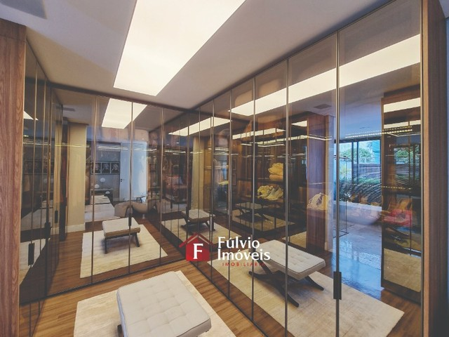 EXCLUSIVIDADE! Casa Luxuosa, Dentro de Condomínio de Alto Nível, 4 Suítes, Lazer Completo  - Foto 20