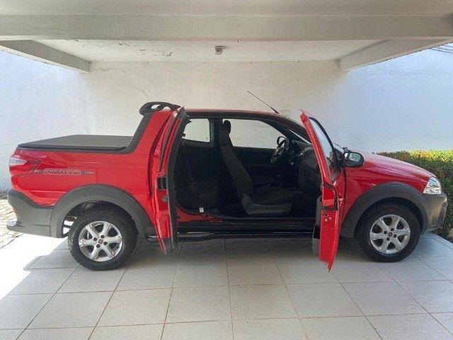 Fiat Strada 1.4 Freedom 3p Cab. Dupla 2020 Extra!!! - Foto 8