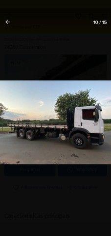 Vendo 17280 truck 6x2 ano 2015