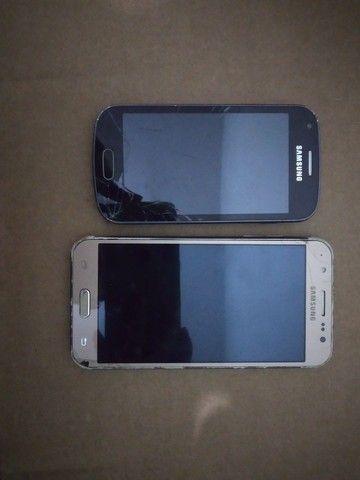 Vendo 2 celulares para retirar peças  - Foto 2