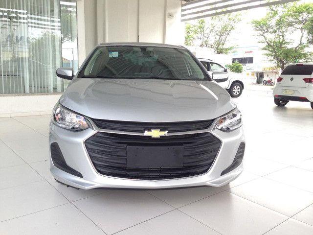 Chevrolet Onix Plus 1.0T LT Automático 2020/2021