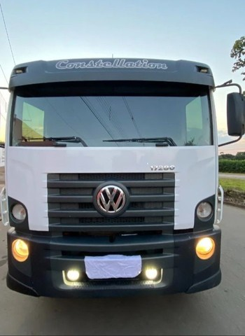 Vendo 17280 truck 6x2 ano 2015 - Foto 6