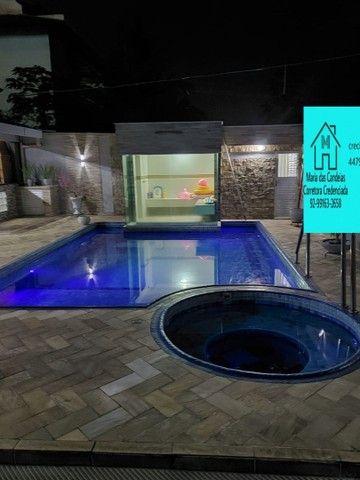 Para aluguel, belíssima casa com hidromassagem,  Sauna e  piscina