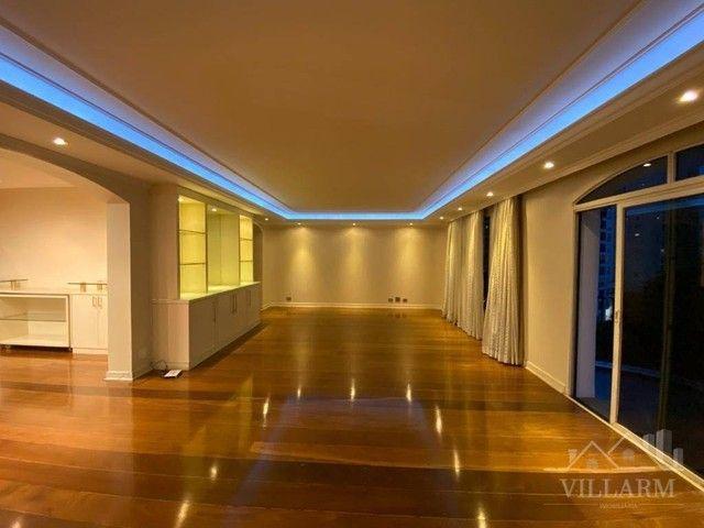 Apartamento com 4 dormitórios para alugar, 340 m² por R$ 3.890,00/mês - Vila Andrade - São - Foto 3