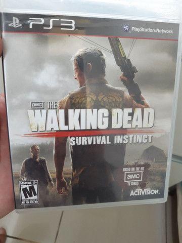 The Walking Dead (Survival Instinct) PS3.