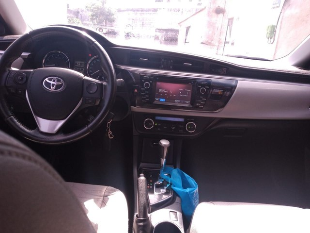 Toyota Corolla xei automático 2.0 flex com GNV g 5 - Foto 14