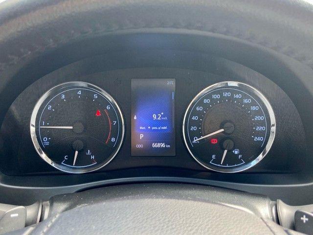 Corolla XEI 2018 Automático  - Foto 17