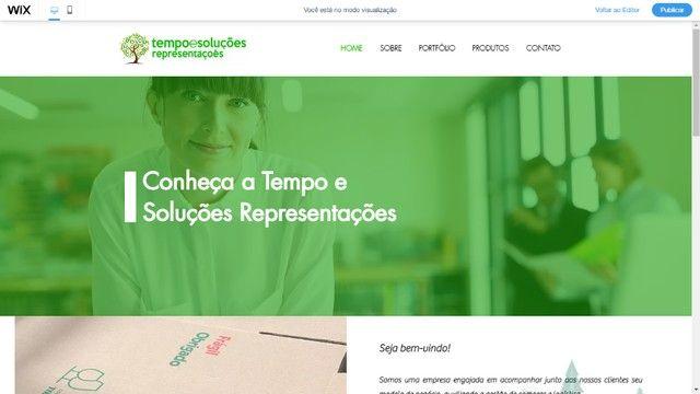 Criação de Site   Promoção   Viana Consultoria  - Foto 4