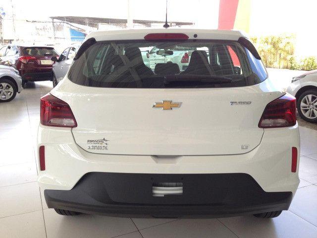 Chevrolet Onix 1.0T LT Manual 2020/2021 - Foto 4