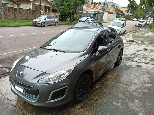 308 Active 1.6 Flex Ano 2013 - Completo, todo original, com manual, revisado - Foto 3