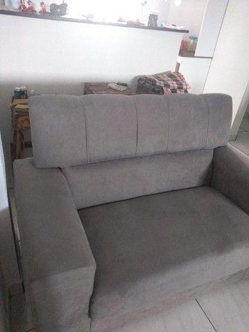 Conjunto sofá 2/3 lugares