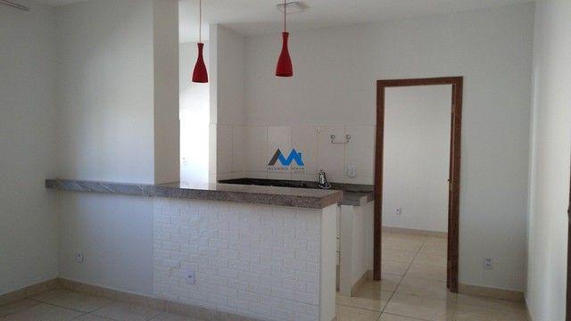 Apartamento para alugar com 1 dormitórios em Santa efigênia, Belo horizonte cod:ALM1856
