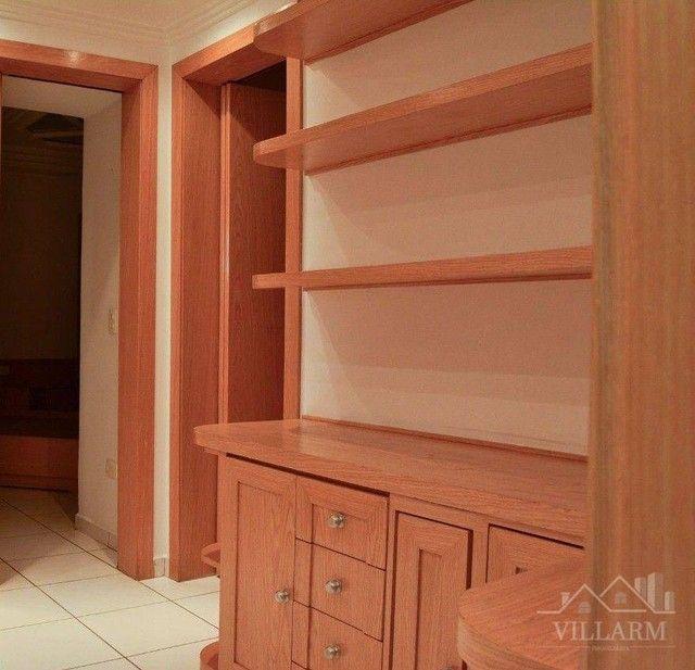 Apartamento com 4 dormitórios para alugar, 196 m² por R$ 5.700,00/mês - Vila Santo Estéfan - Foto 17