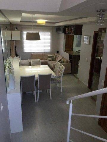 Sobrado com 2 dormitórios à venda, 90 m² por R$ 350.000,00 - Madri - Palhoça/SC - Foto 2