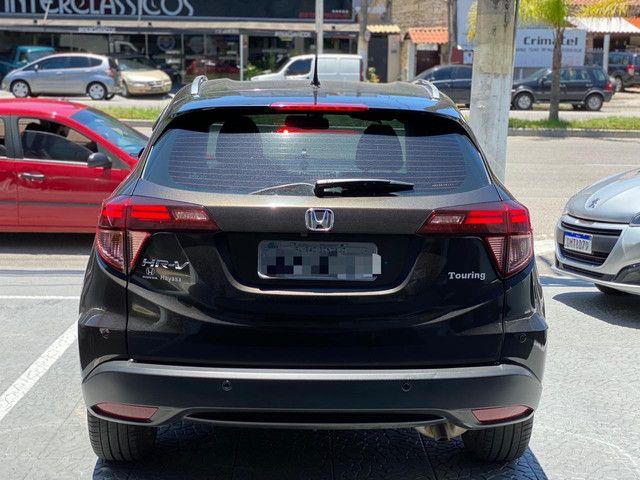 HR-V Touring 1.8AT 23.000km - Todo Revisado - Farol LED + Ar Digital + Multimídia  - Foto 3