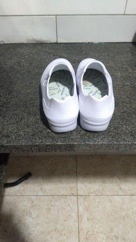 Sapato branco - Foto 4