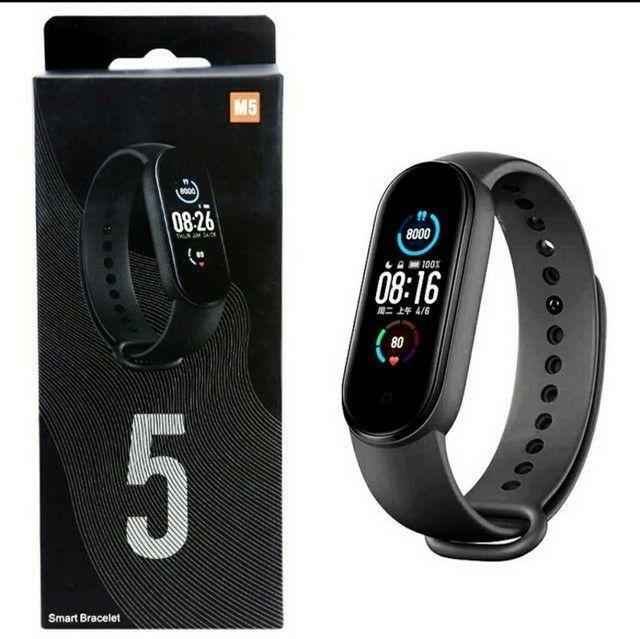 Relogio inteligente Smartwatch M5 - Foto 4