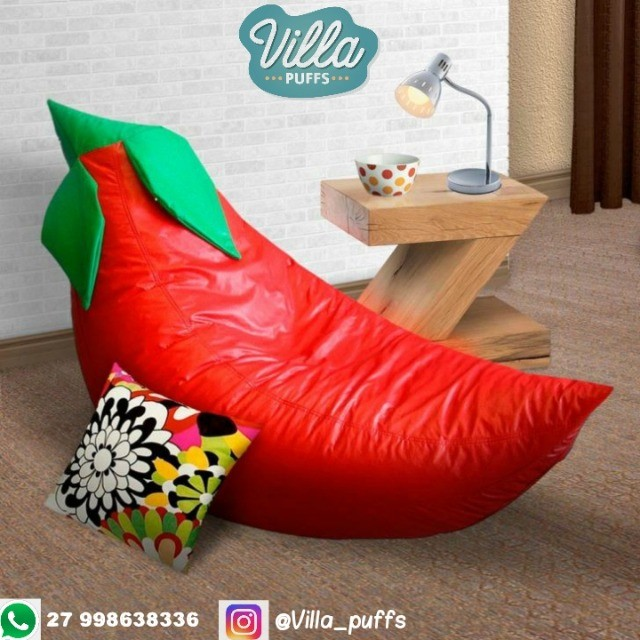 Inove seu espaço com conforto e diversão - Puffs Temáticos - Foto 3