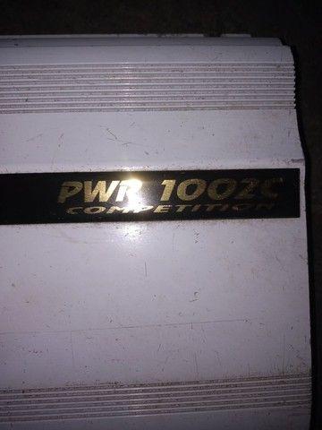 Modulo amplificador corzus pwr 1002c - Foto 3
