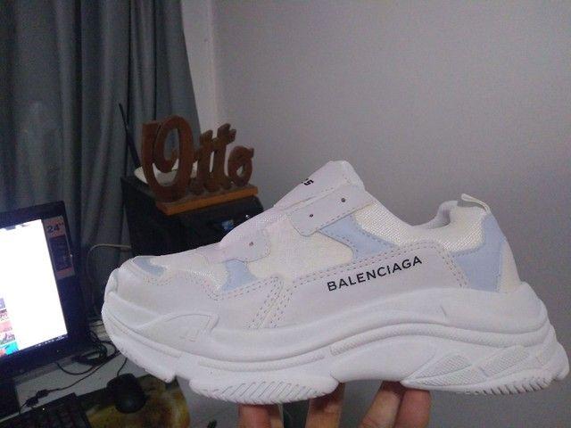 Tênis Balenciaga 37 38 39 blogueirinha Blogueira Moda  - Foto 2