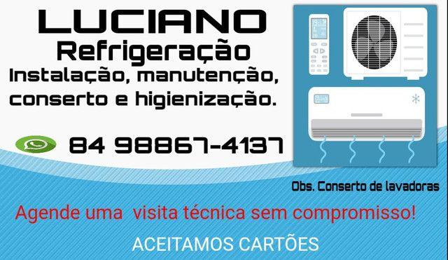 Ar condicionado instalação e manutenção de split system