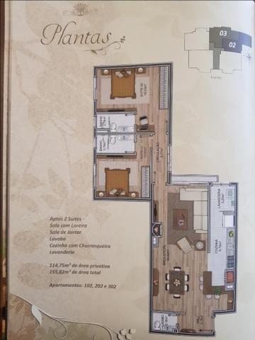 Apartamento à venda, 96 m² por R$ 1.816.000,00 - Centro - Gramado/RS - Foto 4