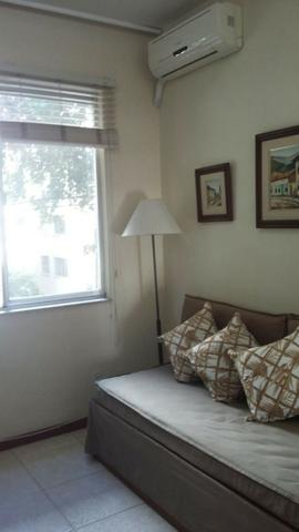Apartamento Tijuca, 3 Qts com 1 reversível