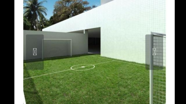 3Qts lazer completo na ilha do retiro com varanda super facilitado Edf jardins da Madalena
