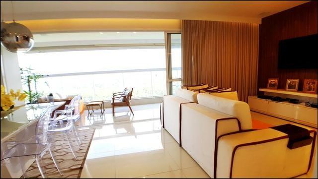 Apartamento 3 Suítes + Escritório, 151 m², na 404 Sul - Reserva Du Parc - Personalizado - Foto 5