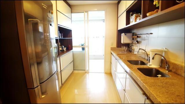 Apartamento 3 Suítes + Escritório, 151 m², na 404 Sul - Reserva Du Parc - Personalizado - Foto 13