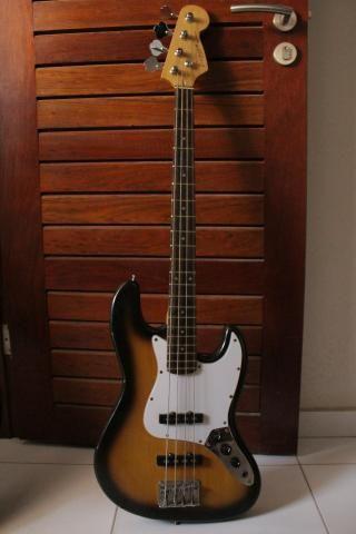 Contra-baixo Benson Jazz Bass + Brinde