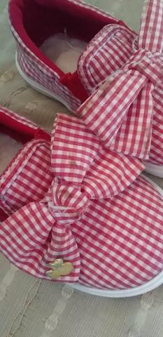 Vendo sapatinho feminino infantil - Foto 3
