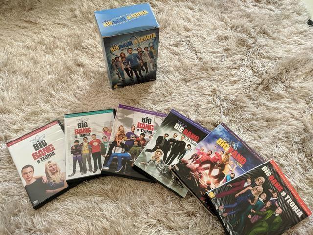 Box DVD The Big Bang Theory