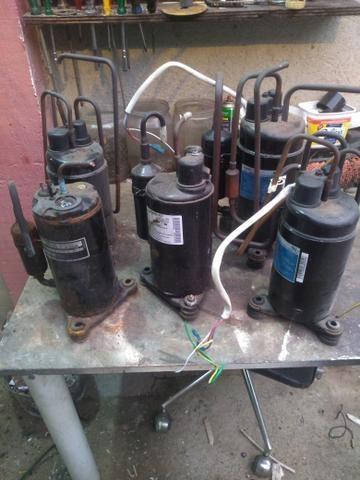 Compressores 220 volts - Foto 2