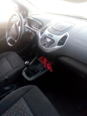 Ford KA Se com rodão liga leve 15 - Foto 5