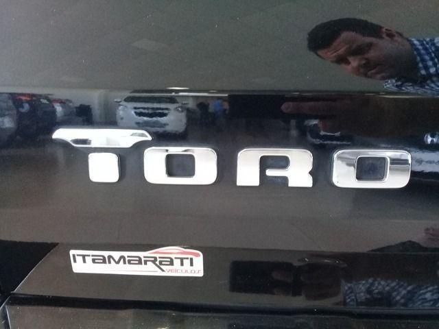 Toro Freedom 1.8 16V Flex Aut. Pneu novos lon - Foto 11