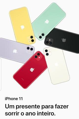 Iphone 11 Novo - Preto