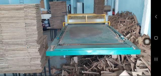 Máquina corte e vinco grande - Foto 2