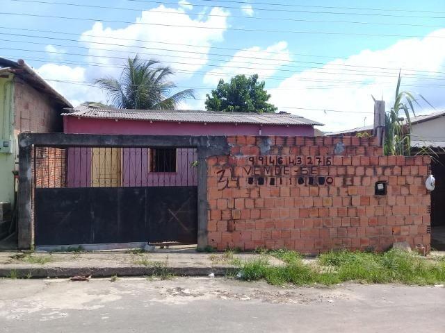 Vendo ou troco casa no Rio Preto da Eva